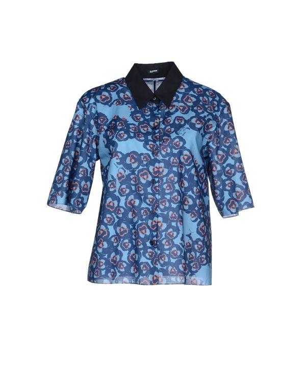 中蓝 JIL SANDER NAVY Shirt