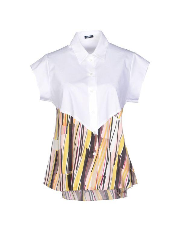 白色 JIL SANDER NAVY Shirt