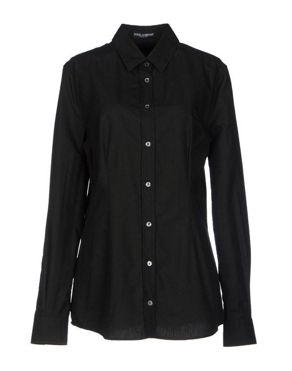 黑色 DOLCE & GABBANA Shirt