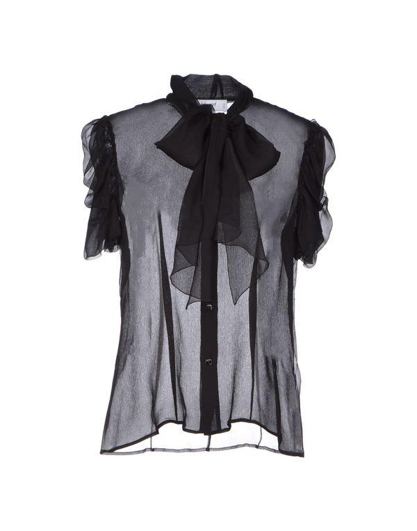黑色 BLUGIRL BLUMARINE Shirt