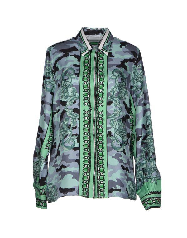 浅绿色 VERSACE COLLECTION Shirt