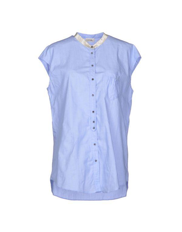 蓝色 M.GRIFONI DENIM Shirt