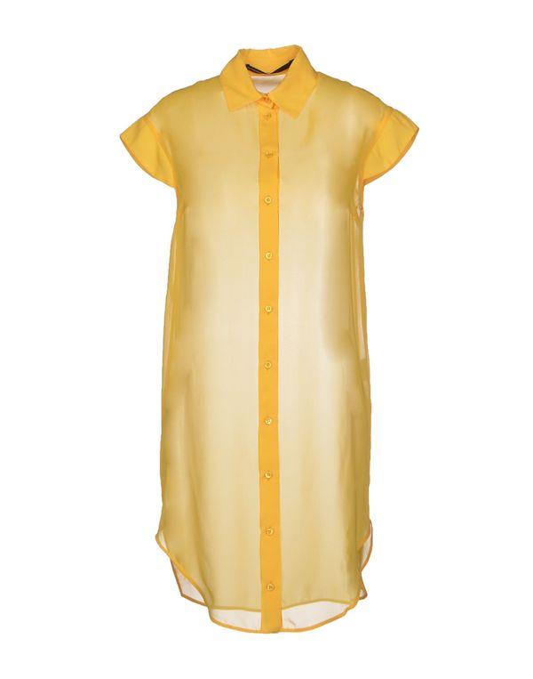 黄色 GAETANO NAVARRA Shirt