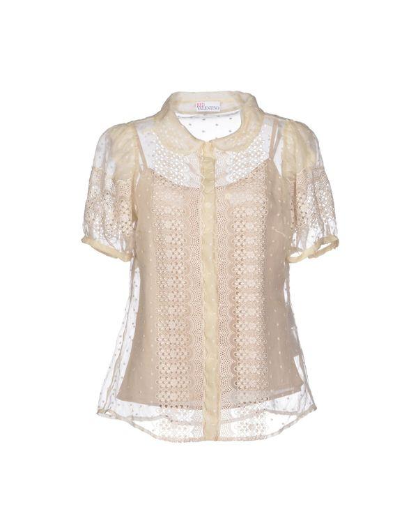 米色 REDVALENTINO Shirt