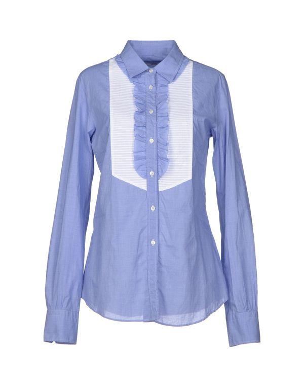 中蓝 MAURO GRIFONI Shirt