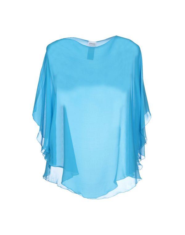 中蓝 ARMANI COLLEZIONI 女士衬衫