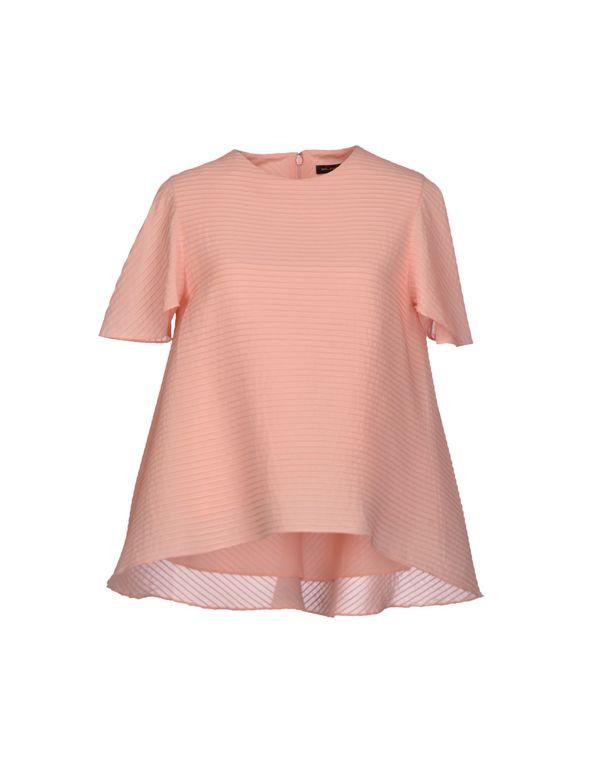粉红色 BALENCIAGA 女士衬衫