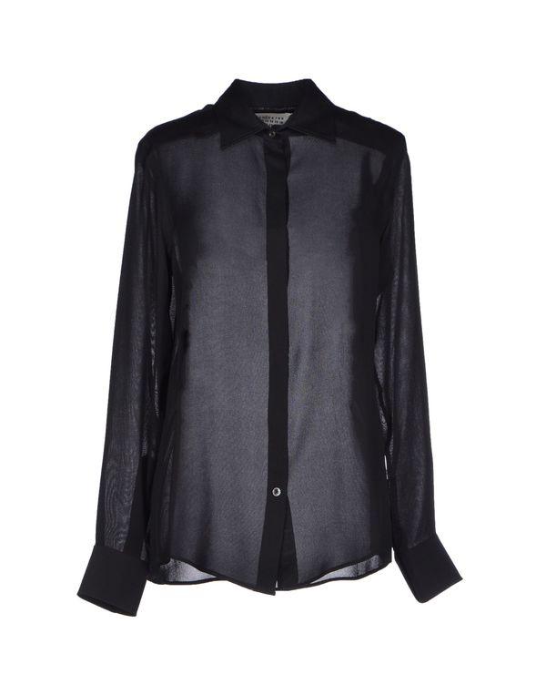 黑色 MAISON MARTIN MARGIELA 4 Shirt