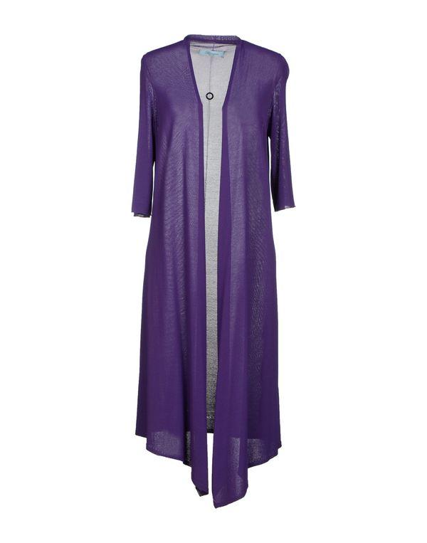 紫色 BLUMARINE 针织开衫