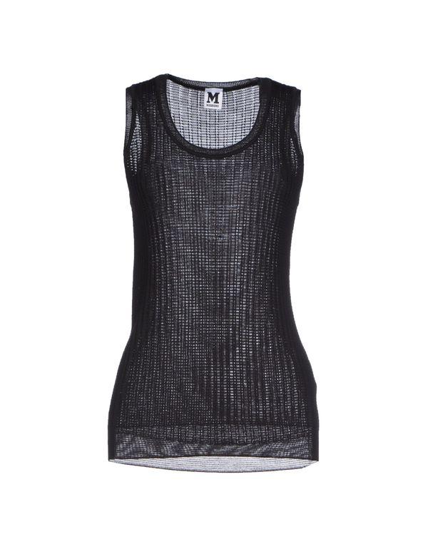 黑色 M MISSONI 套衫