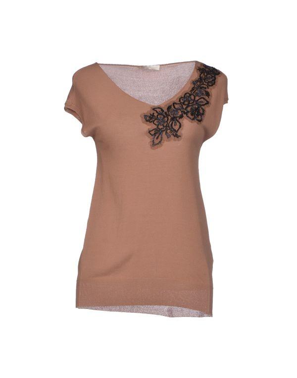棕色 SCERVINO STREET 套衫