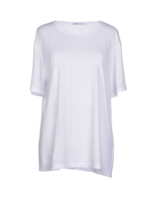 白色 T BY ALEXANDER WANG 套衫