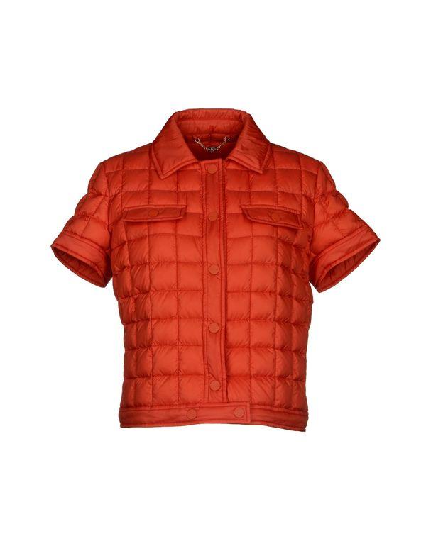 红色 SALVATORE FERRAGAMO 羽绒服