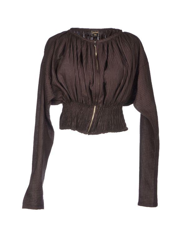 深棕色 JEAN PAUL GAULTIER FEMME 女士衬衫