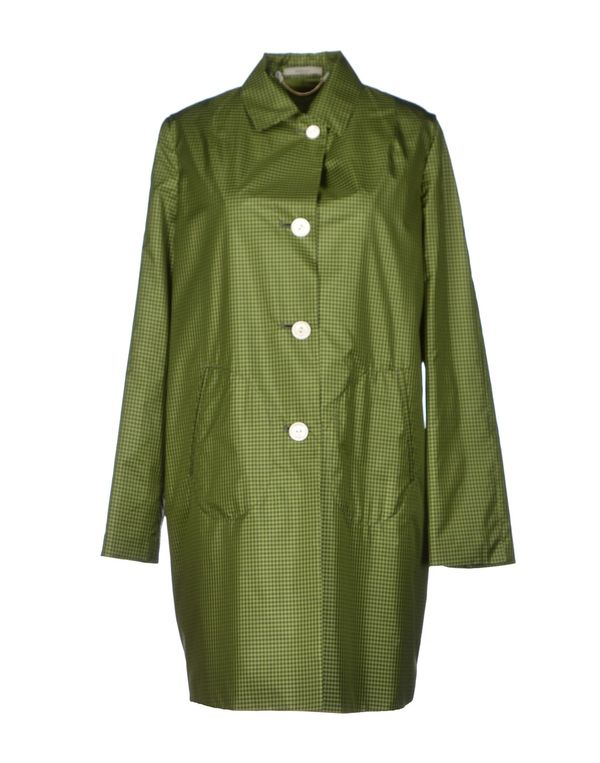 军绿色 BOGLIOLI 外套