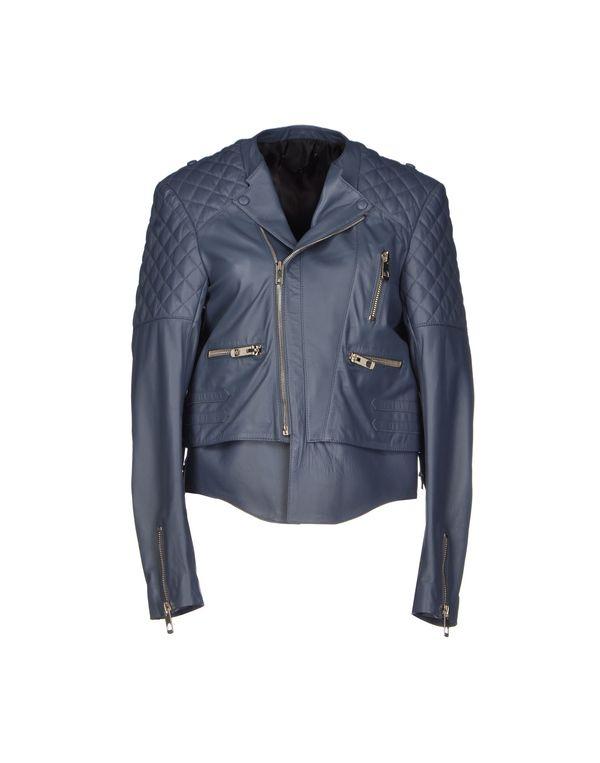 石青色 BALENCIAGA 夹克