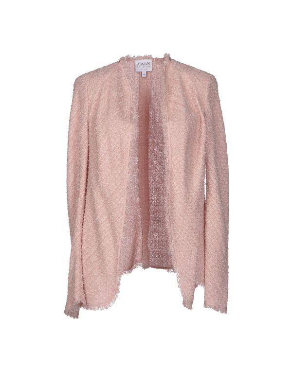 粉红色 ARMANI COLLEZIONI 西装上衣
