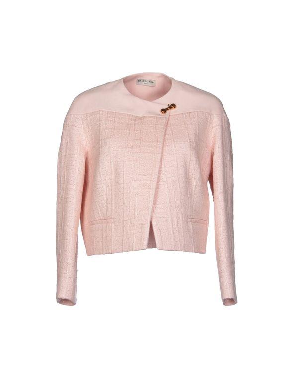 粉红色 BALENCIAGA 夹克