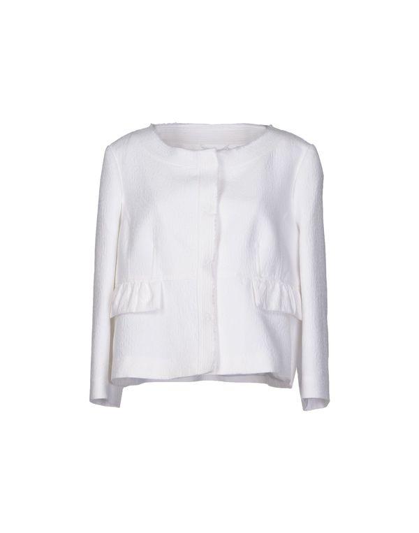 白色 SCERVINO STREET 西装上衣