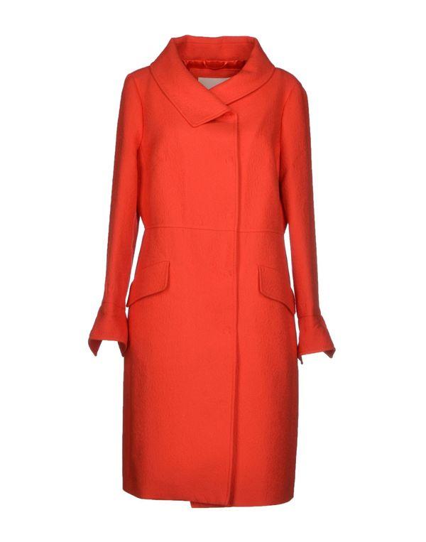 珊瑚红 SCERVINO STREET 大衣