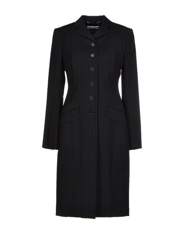 黑色 DOLCE & GABBANA 外套