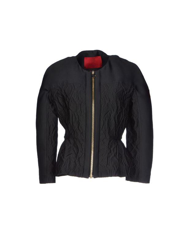 黑色 MONCLER GAMME ROUGE 夹克