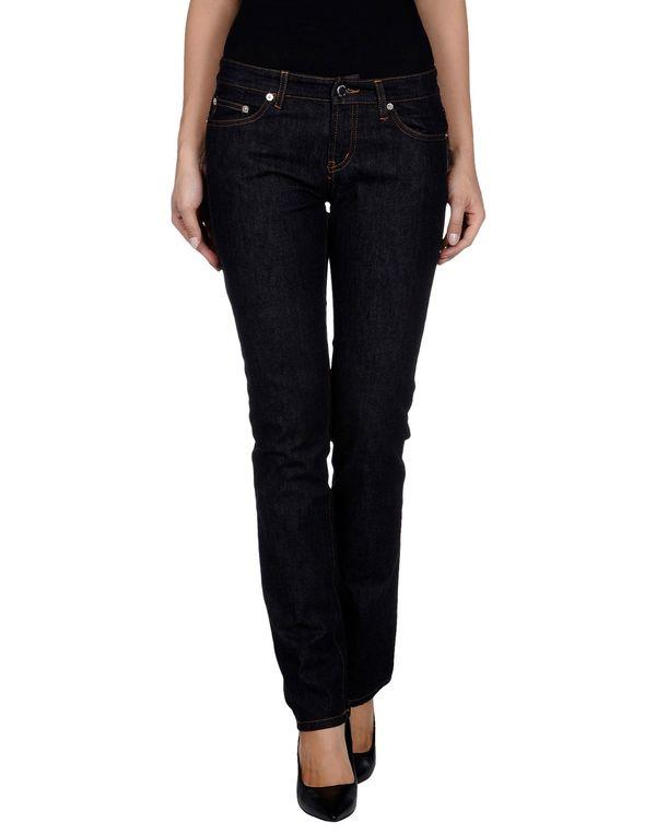 黑色 REDVALENTINO 牛仔裤