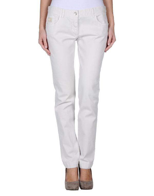 淡灰色 DOLCE & GABBANA 牛仔裤