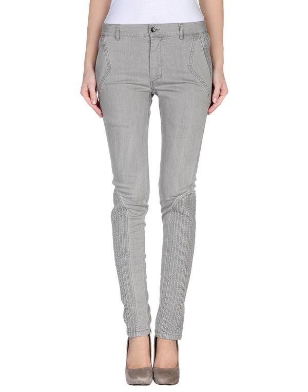 灰色 GARETH PUGH 牛仔裤