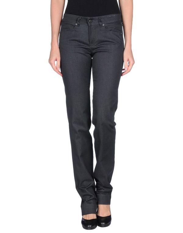 青灰色 M.GRIFONI DENIM 牛仔裤