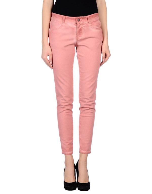 水粉红 STELLA MCCARTNEY 牛仔裤