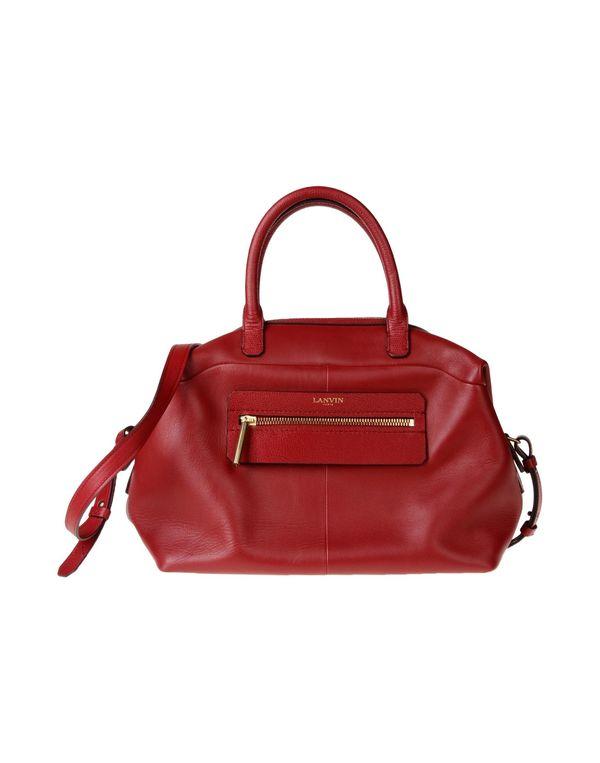 砖红 LANVIN Handbag