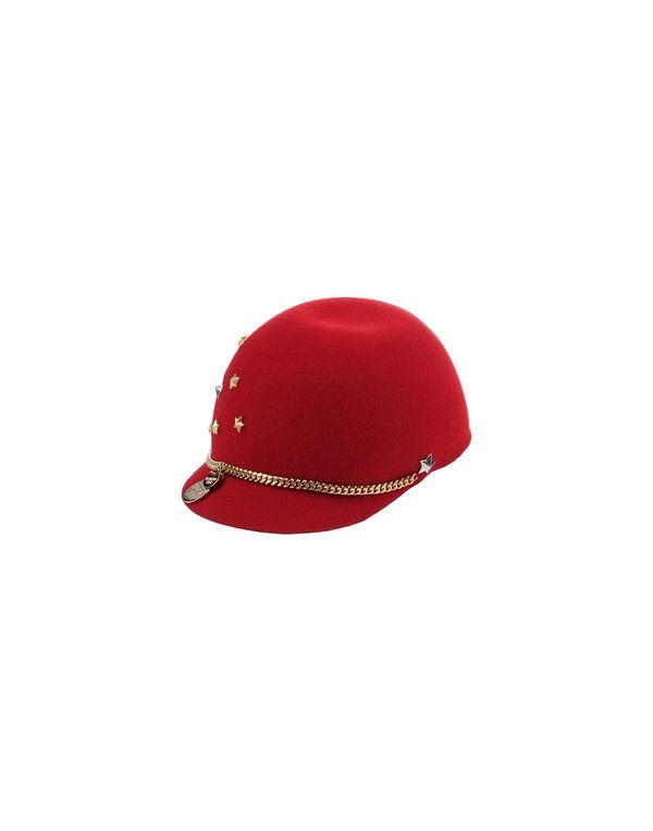 红色 PATRIZIA PEPE SERA 帽子