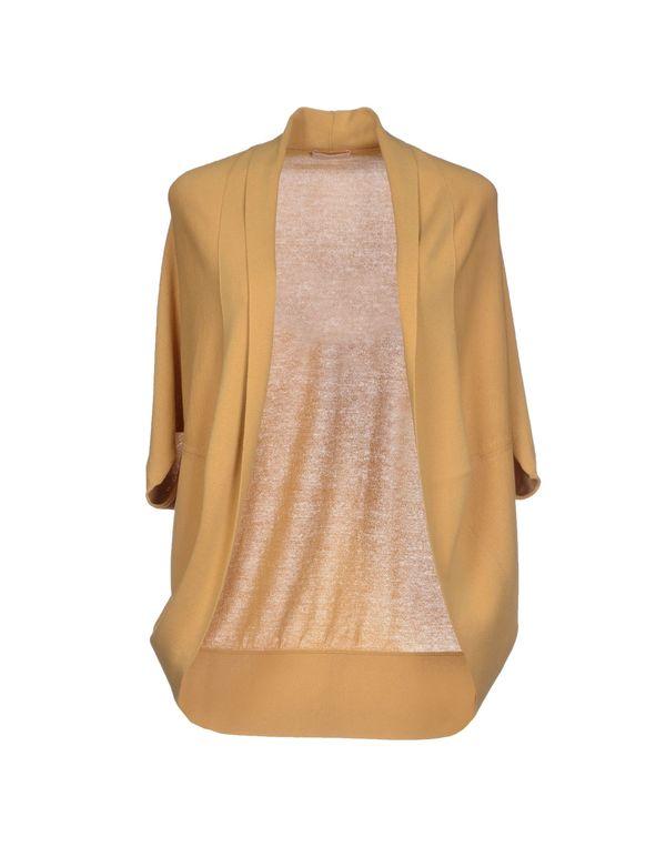赭石色 CRUCIANI 针织开衫