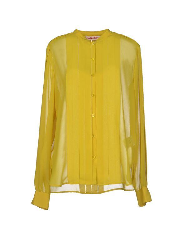 黄色 SEE BY CHLOÉ Shirt
