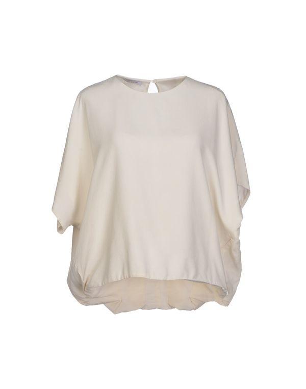 象牙白 NEIL BARRETT 女士衬衫