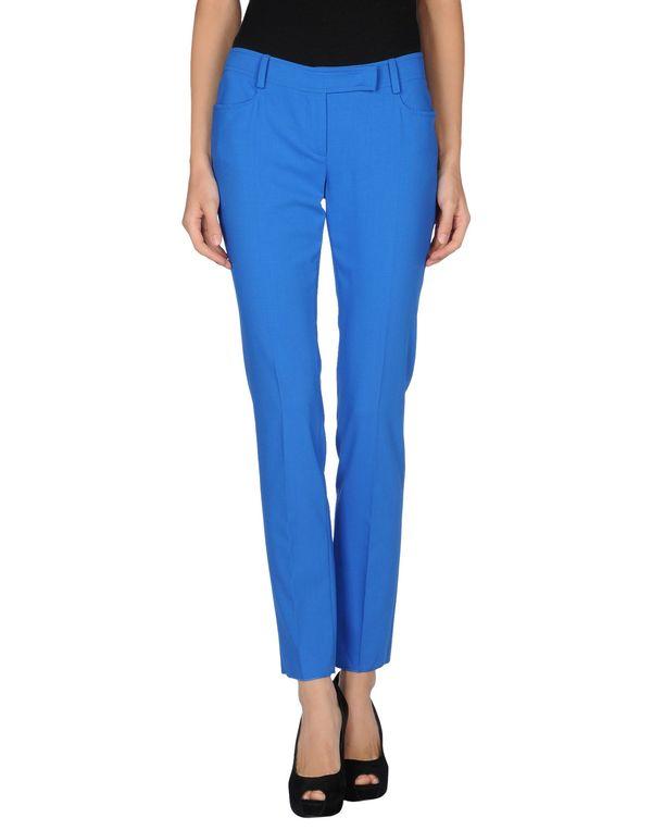 蓝色 EMILIO PUCCI 裤装
