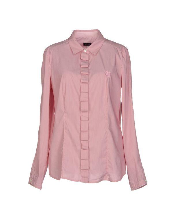 粉红色 ARMANI JEANS Shirt