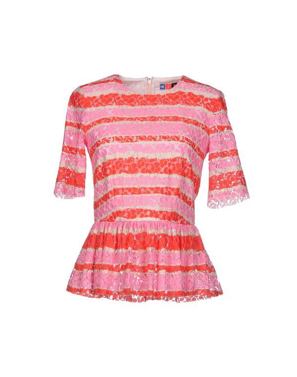 粉红色 MSGM 女士衬衫