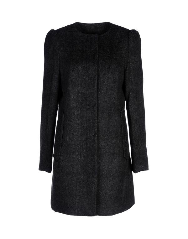 青灰色 ESPRIT 大衣