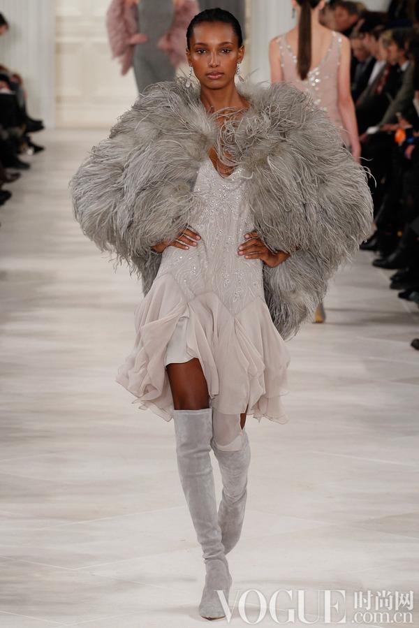 Ralph Lauren2014秋冬时装秀