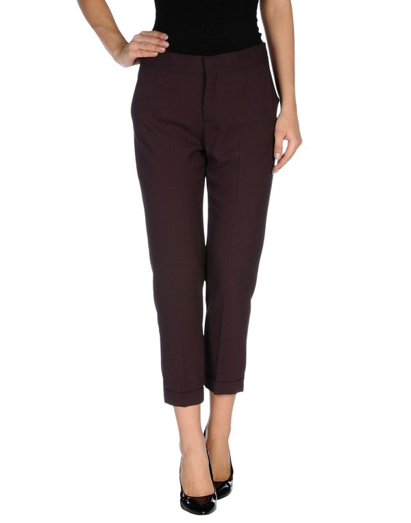 深紫 MSGM 裤装