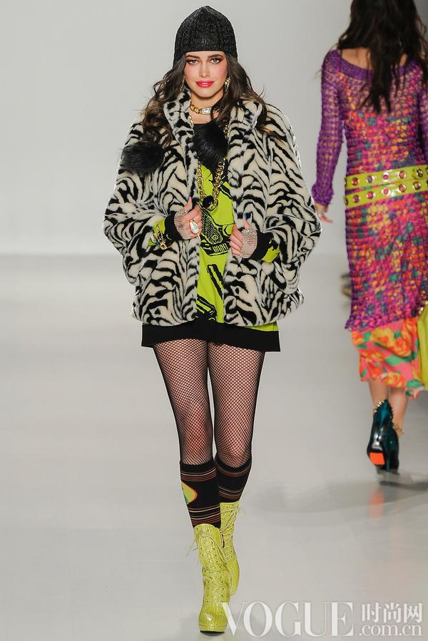 Betsey Johnson2014秋冬时装秀