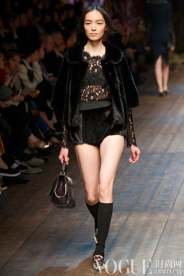 Dolce&Gabbana2014秋冬时装秀