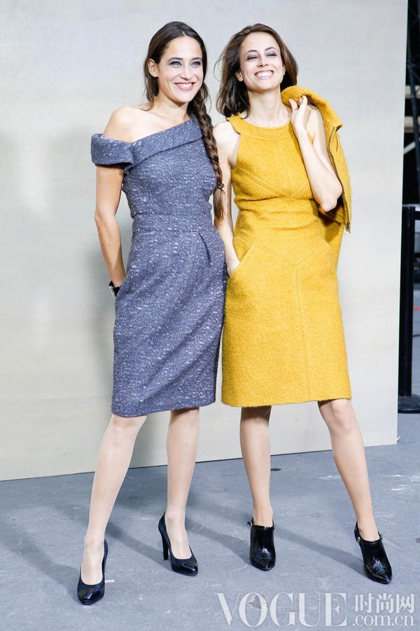 Chanel2015春夏时装秀