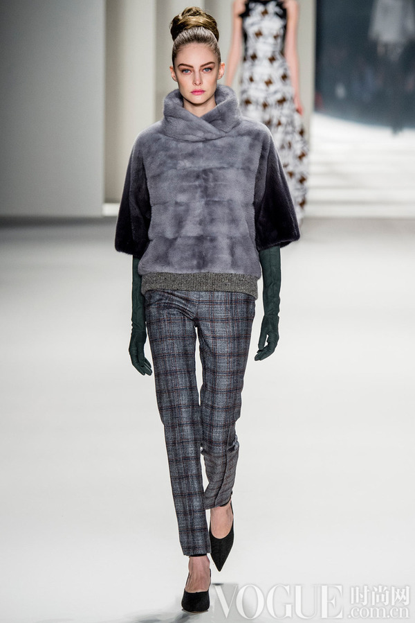 Carolina Herrera2014秋冬时装秀