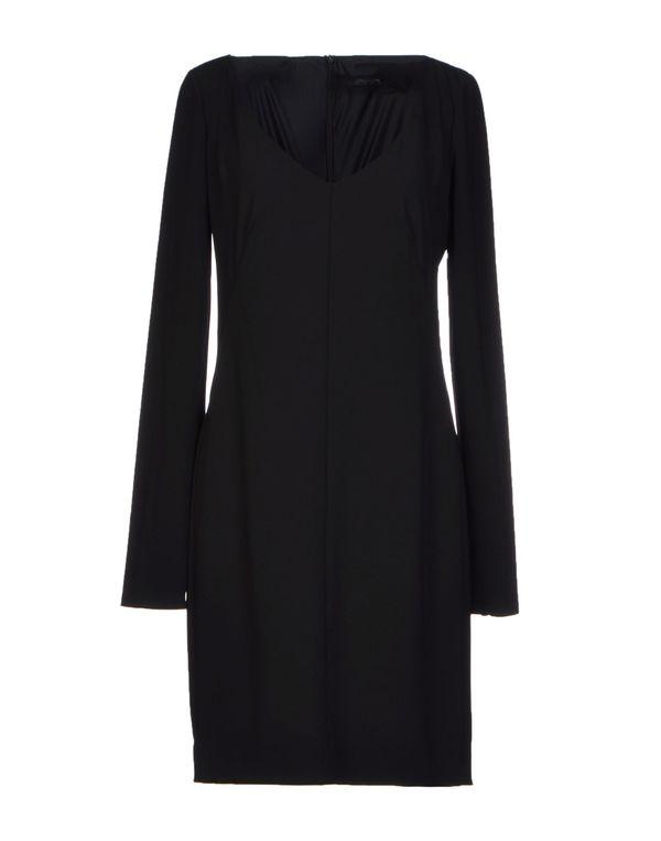黑色 PATRIZIA PEPE SERA 短款连衣裙