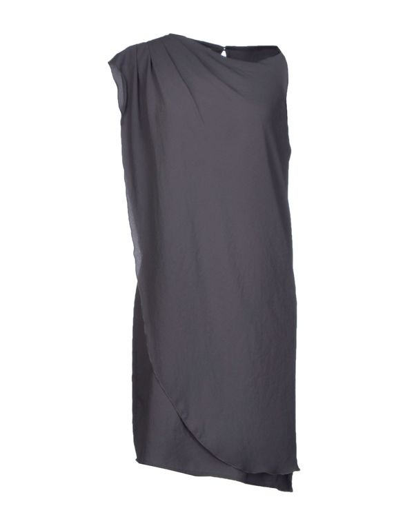铅灰色 ADELE FADO QUEEN 短款连衣裙