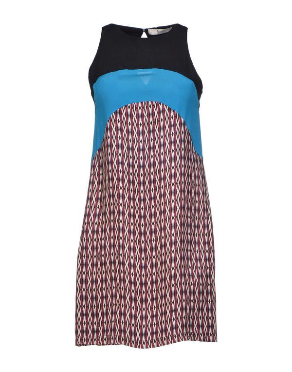黑色 SUOLI 短款连衣裙