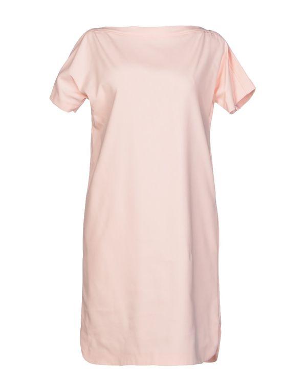 粉红色 CACHAREL 短款连衣裙